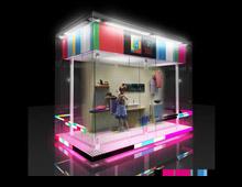 Outdoor Kiosk Concept