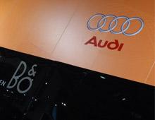 Audi at Sofia Motor Show